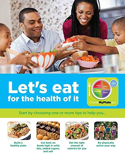 9780160887017: Let's Eat for the Health of It: (Package of 100 copies)