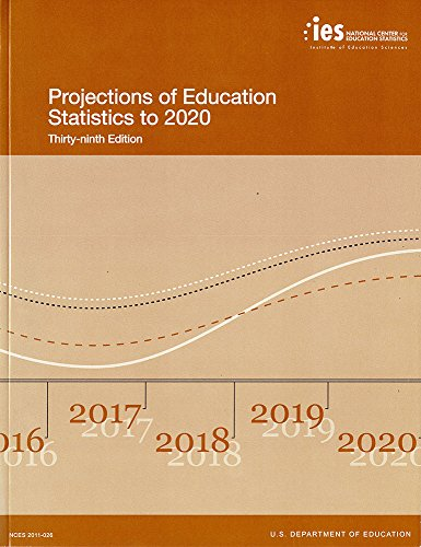 9780160894442: Projections of Education Statistics to 2020 (Projections of Education Statistics to (Year))