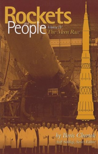 9780160895593: Rockets and People, Vol. 4: The Moon Race