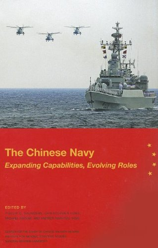 9780160897634: The Chinese Navy: Expanding Capabilities, Evolving Roles