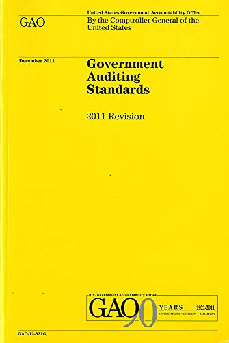 9780160901041: Government Auditing Standards 2011