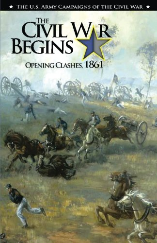 9780160911453: The Civil War Begins: Opening Clashes, 1861