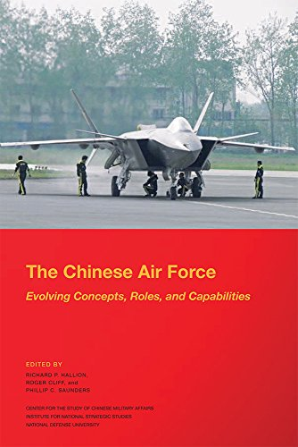 9780160913860: The Chinese Air Force: Evolving Concepts, Roles, and Capabilities