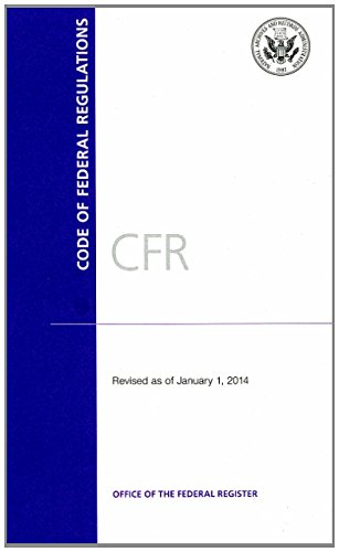 Code of Federal Regulations, Title 5, Administrative Personnel, Pt. 1-699, Revised as of January 1,...