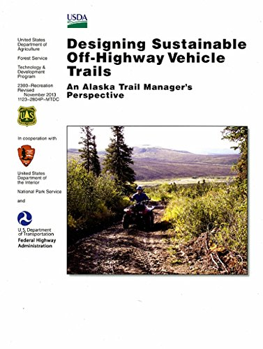 9780160923036: Designing Sustainable Off-Highway Vehicle Trails