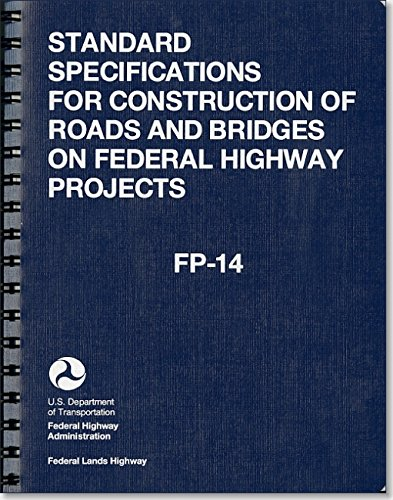 9780160923937: Standard Specifications for Construction of Roads and Bridges on Federal Highway Projects