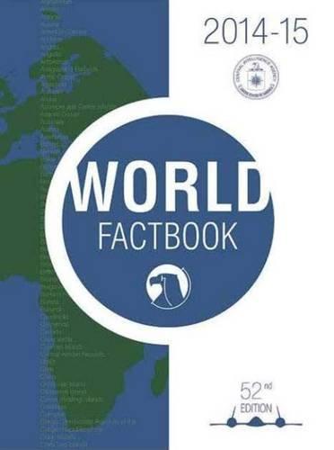 9780160925535: The World Factbook 2014- ... 15