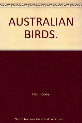 9780170017046: AUSTRALIAN BIRDS.