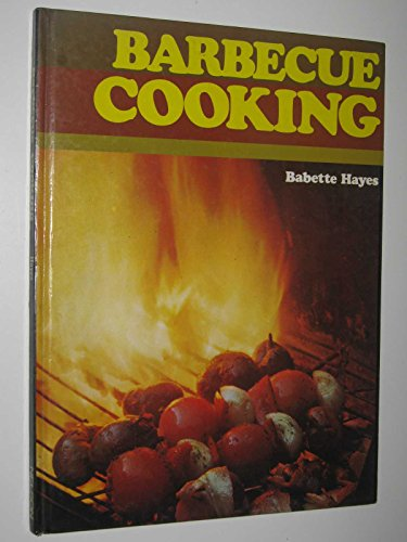 9780170019231: Barbecue cooking