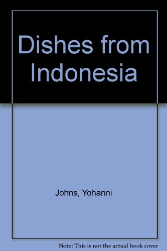 9780170019293: Dishes from Indonesia