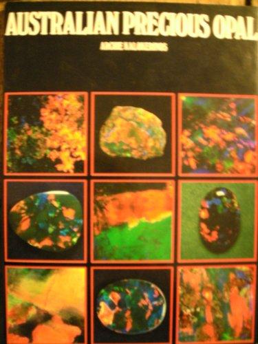 9780170019606: Australian precious opal
