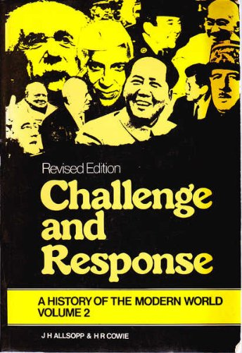 9780170047319: Challenge and Response - A History of the Modern World: Volume 2
