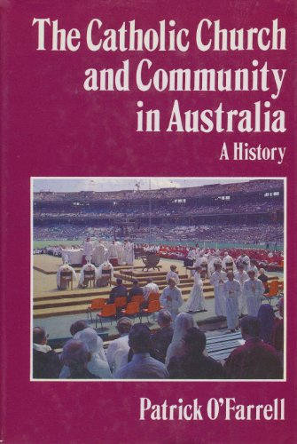 9780170051293: The Catholic Church and Community in Australia