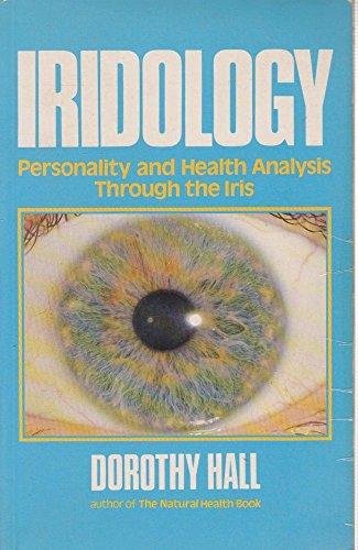 9780170055581: Iridology - Personality and Health Analysis Through The Iris
