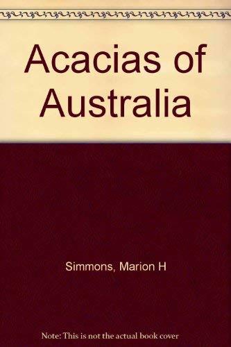9780170057790: Acacias of Australia