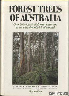 Forest Trees of Australia: Boland, D. J.,