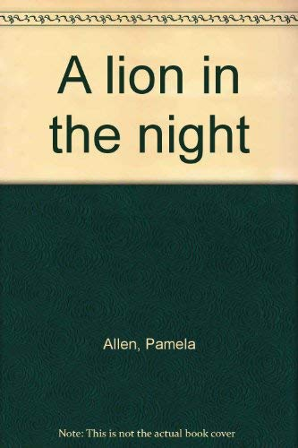 9780170065375: A lion in the night