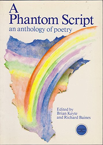 9780170067744: A Phantom Script: An Anthology of Poetry