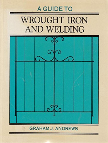 9780170068208: A guide to wrought iron and welding.
