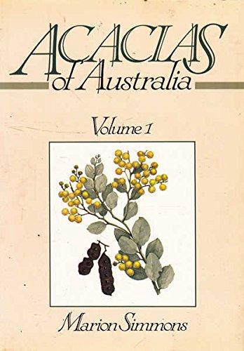 Acacias of Australia: Simmons, Marion H