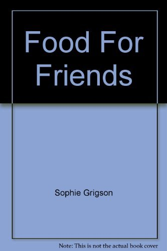 9780170071819: Food For Friends
