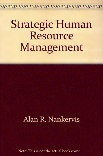 9780170088428: Strategic human resource management