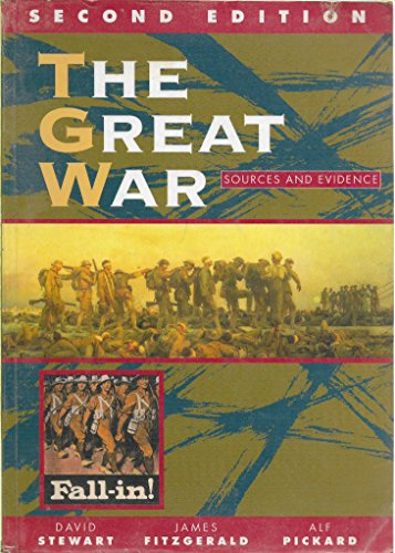 9780170089906: The Great War Sources and Evidence