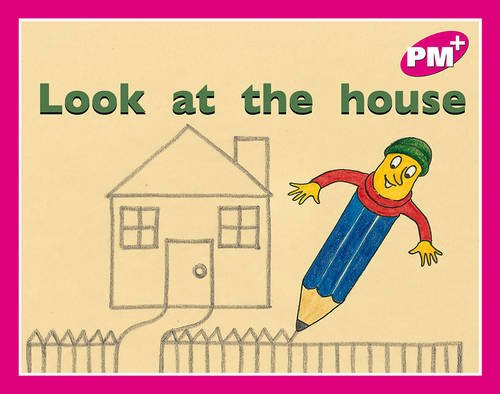 9780170095341: PM PLUS MAGENTA 1 FCN LOOK AT THE HOUSE x 6: Look At The House PM Plus Magenta 1