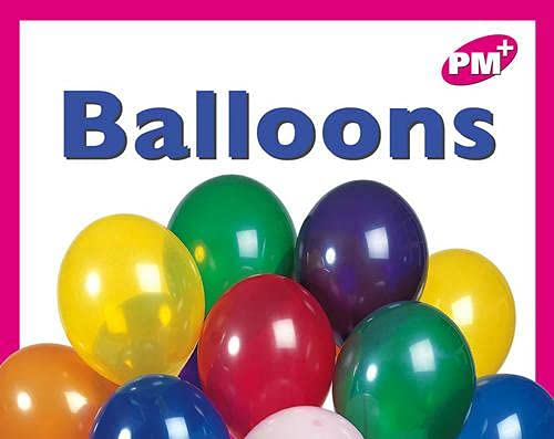 9780170095358: Balloons PM PLUS Magenta 1