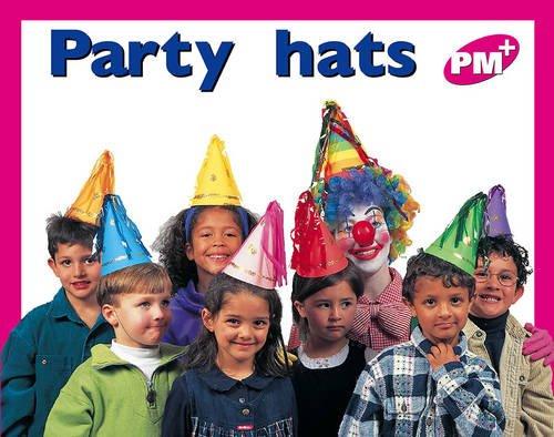 9780170095457: PM PLUS MAGENTA 2 FCN PARTY HATS x 6: Party Hats PM Plus Magenta 2 Fiction: 9
