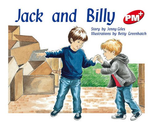9780170095648: PM Plus Red 3 Fiction Mixed Pack (10): Jack and Billy PM PLUS Level 3 Red
