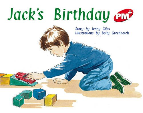 9780170095730: Jack's Birthday (Progress with Meaning)