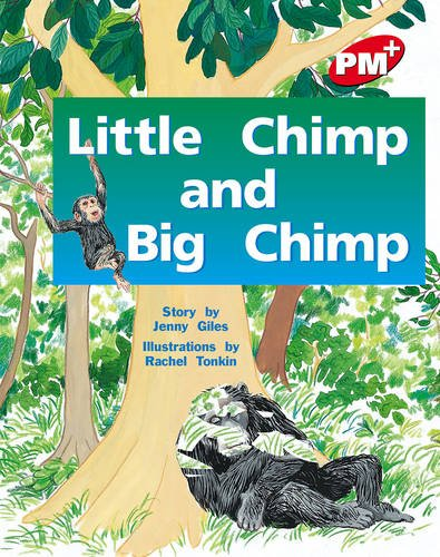 9780170095754: Little Chimp and Big Chimp (Progress with Meaning)