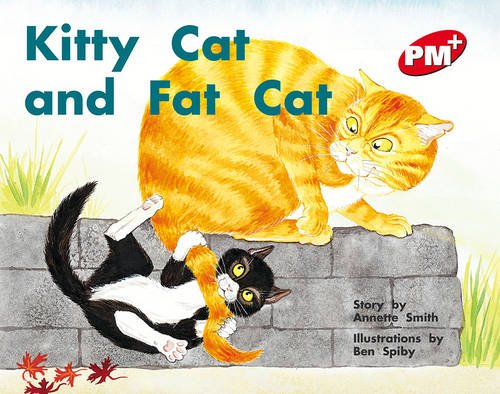 9780170095853: PM Plus Red 5 Fiction Mixed Pack (X10): Kitty Cat and Fat Cat PM PLUS Level 5 Red: 4 (Progress with Meaning)