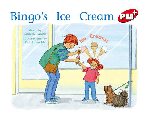 9780170095877: Bingo's Ice Cream (Progress with Meaning)