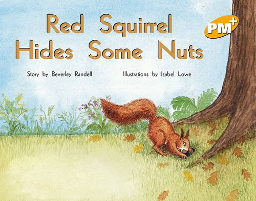 9780170096171: Red Squirrel Hides Some Nuts (Progress with Meaning)
