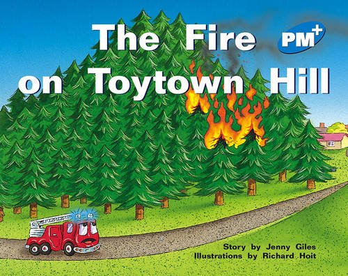 9780170096508: The Fire on Toytown Hill (Progress with Meaning)