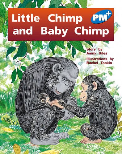 9780170096614: Little Chimp Baby Chimp PM PLUS Blue 10 (Progress with Meaning)