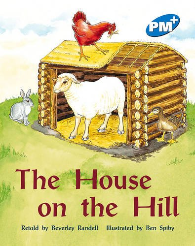 9780170096645: PM Plus Blue Level 10 Fiction Mixed Pack (10): The House on the hill PM PLUS Blue 10: 8 (Progress with Meaning)