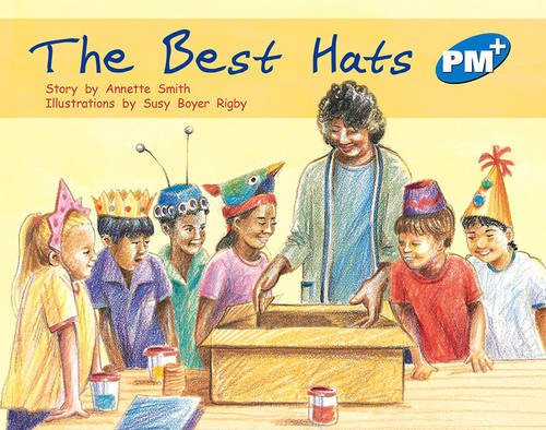 9780170096706: PM Plus Blue 11 Fiction Mixed Pack (10): The Best hats PM PLUS Blue 11: 7 (Progress with Meaning)