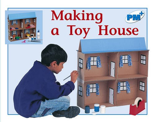 9780170096805: Making a Toy House PM PLUS Level11&12 Houses Non Fiction (Progress with Meaning)