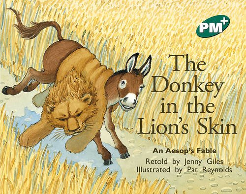 9780170096997: The Donkey in the Lion's Skin (PM Plus)