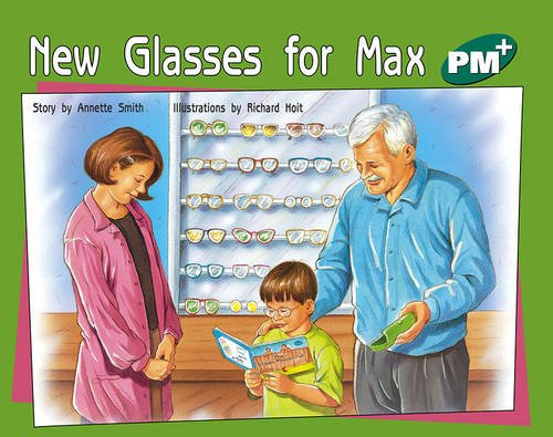 9780170097079: New Glasses for Max (PM Plus)