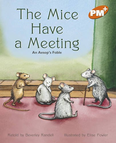 9780170097369: The Mice Have a Meeting PM PLUS Orange 16