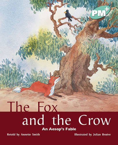 9780170097567: The Fox and the Crow (PM Plus)