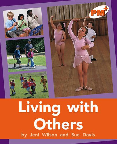 9780170097659: PM Plus Non Fiction Level 16&17 Mixed Pack X6 Orange: Living with Others PM PLUS Non Fiction Level 16&17 Orange: 3 (Progress with Meaning)