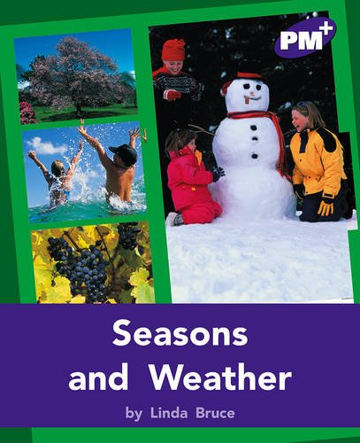 9780170097956: Seasons and Weather PM PLUS Non Fiction Level 20&21 Purple: Movement and Grace