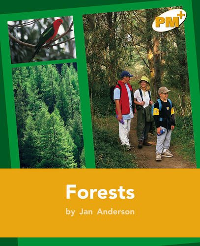9780170098007: Forests PM PLUS Non Fiction Level 22&23 Our Environment Gold