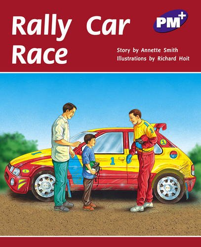 9780170098090: Rally Car Race PM PLUS Purple 19
