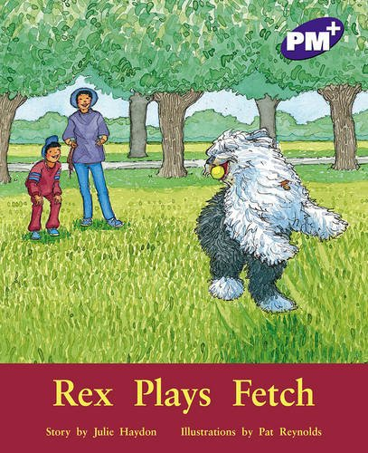 9780170098120: PM Plus Level 19 Fiction Mixed Pack Purple(10): Rex Plays Fetch PM PLUS Level 19 Purple: 6